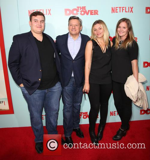 Netflix, Ted Sarandos, Family and The Do 3