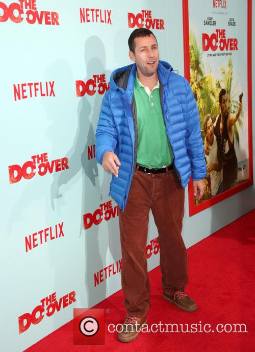 Premiere of Netflix's 'The Do Over'