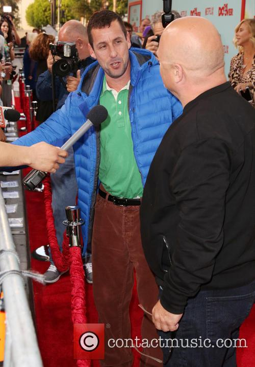 Adam Sandler and Michael Chiklis 4