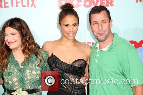 Kathryn Hahn, Paula Patton and Adam Sandler 7