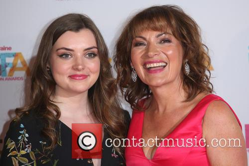 Rosie Smith and Lorraine Kelly 1