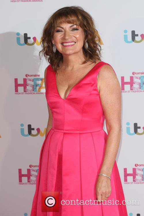 Lorraine Kelly Makes Blunder As She Tells Liz Carr She Has