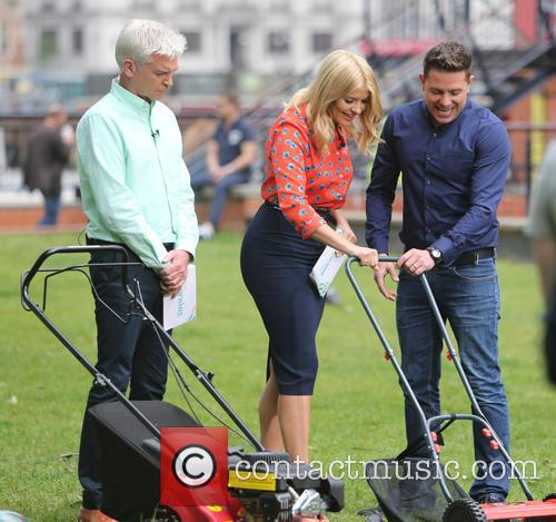 Holly Willoughby and Philip Schofield 4