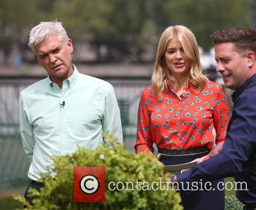 Holly Willoughby and Philip Schofield 6
