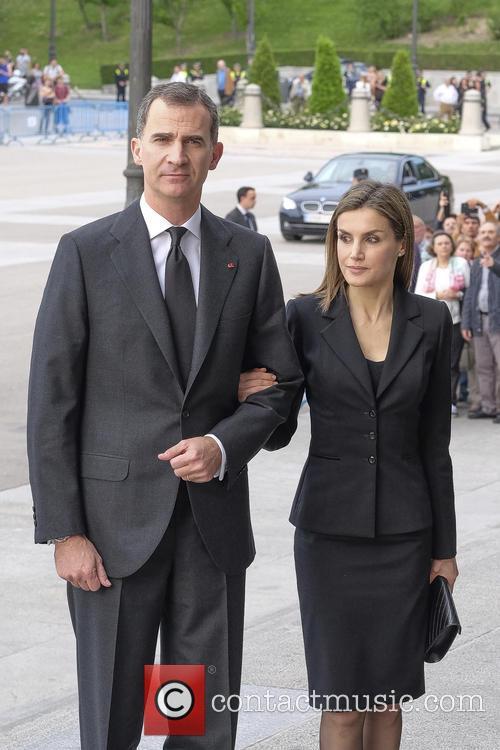 King Felipe and Queen Letizia 2