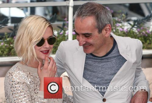 Kristen Stewart and Olivier Assayas 10