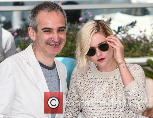 Kristen Stewart and Olivier Assayas 11