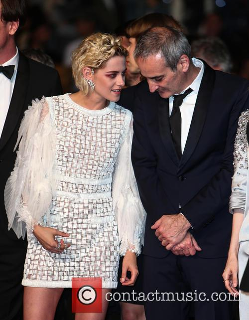 Kristen Stewart and Olivier Assayas 2