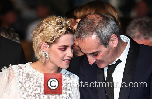Kristen Stewart and Olivier Assayas 3