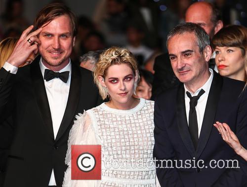 Kristen Stewart, Lars Eidinger and Olivier Assayas 4