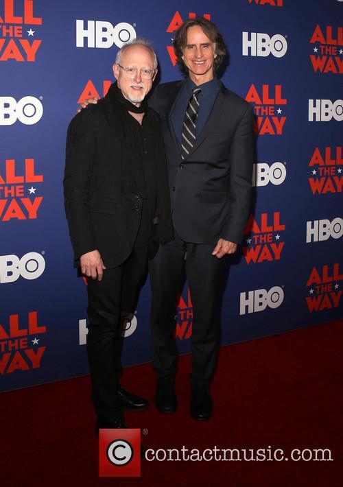 Robert Schenkkan and Jay Roach 2
