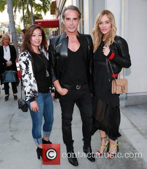 Adrie Godwin, Lloyd Klein and Verina Marcel
