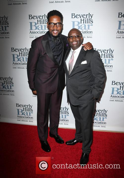 Donald Lawrence and Darrell D. Miller 1