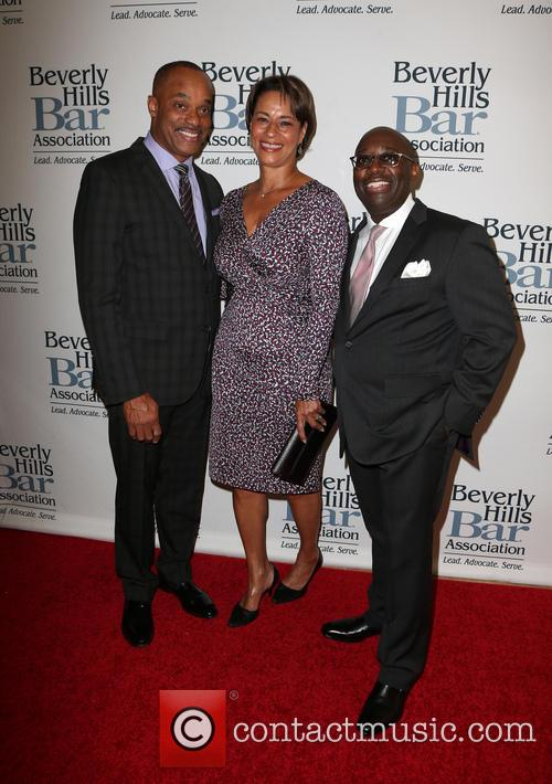 Rocky Carroll, Gabrielle Bullock and Darrell D. Miller 2