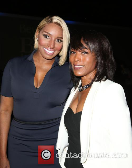 Nene Leakes and Angela Bassett 1