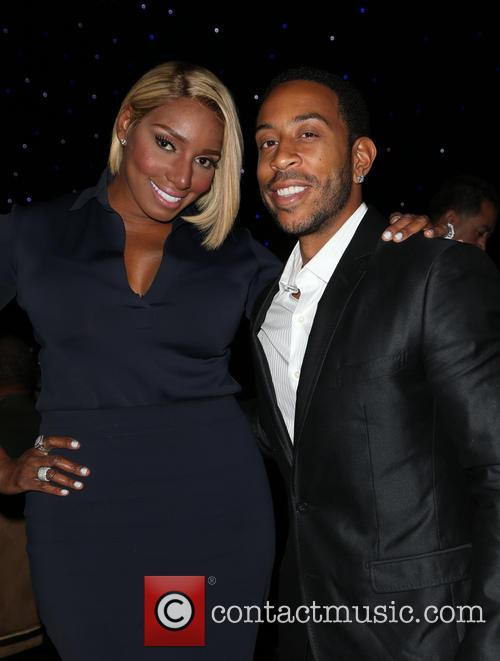Nene Leakes, Ludacris and Aka Christopher Brian