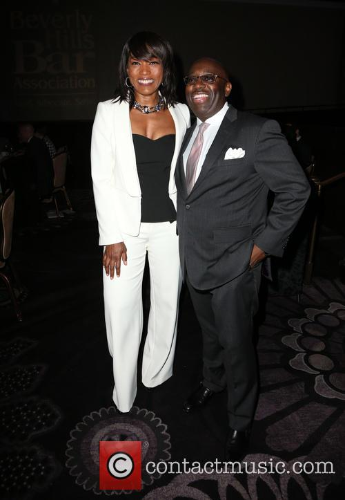 Angela Bassett and Darrell D. Miller 8