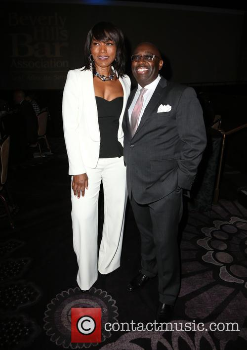 Angela Bassett and Darrell D. Miller 11