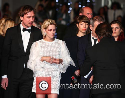 Lars Eidinger and Kristen Stewart 2