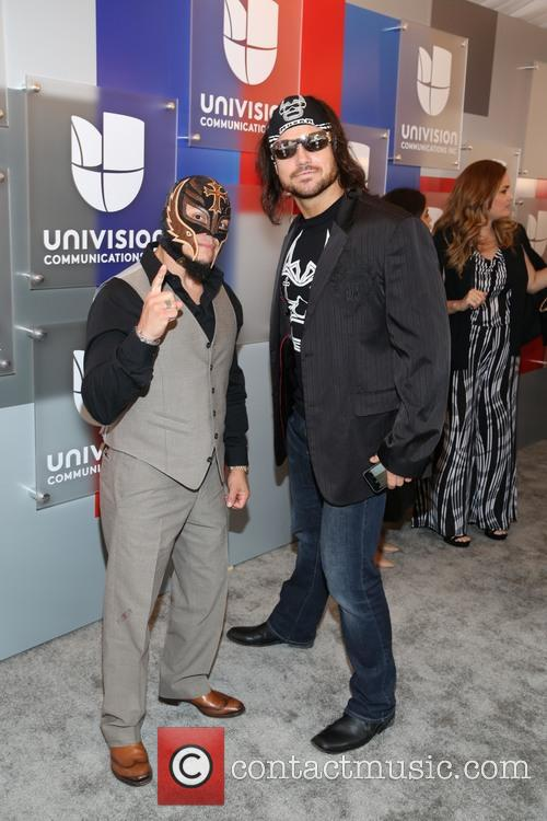 Rey Mysterio and Johnny Mundo 3