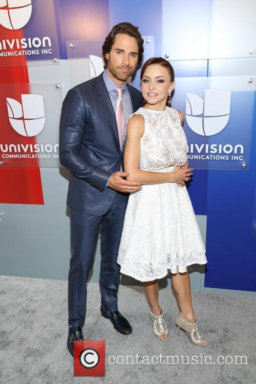 Sebastian Rulli and Angelique Boyer 1