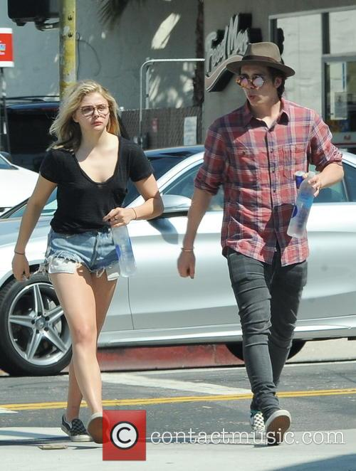Chloe Moretz and Brooklyn Beckham 7