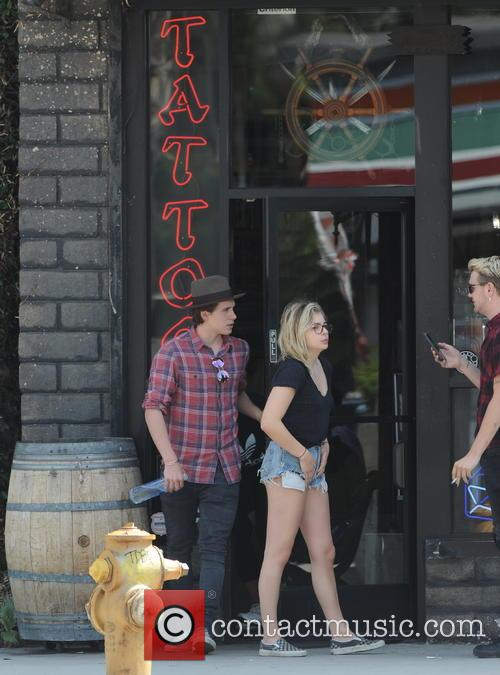Chloe Moretz and Brooklyn Beckham 8