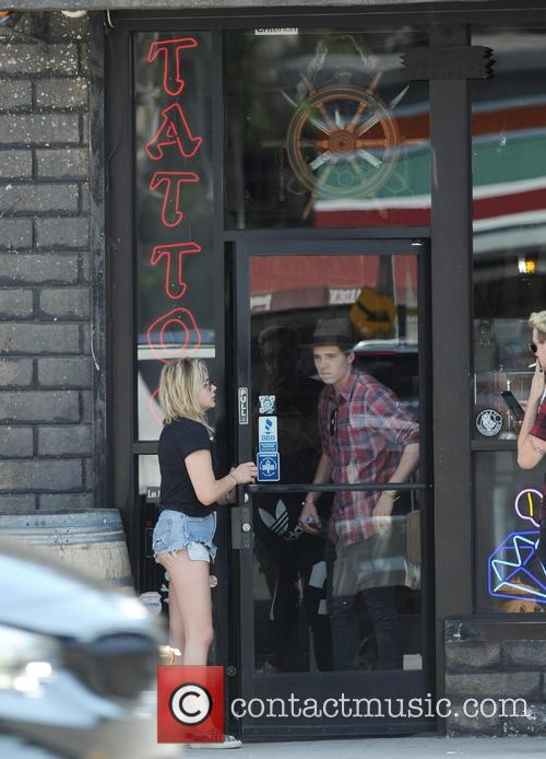 Chloe Moretz and Brooklyn Beckham 9