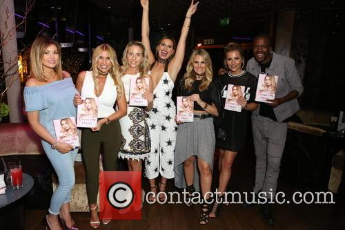 Launch Party for Ferne McCann's Autobiography