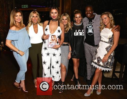 Ferne Mccann, Girls From Towie and Vas J Morgan 4