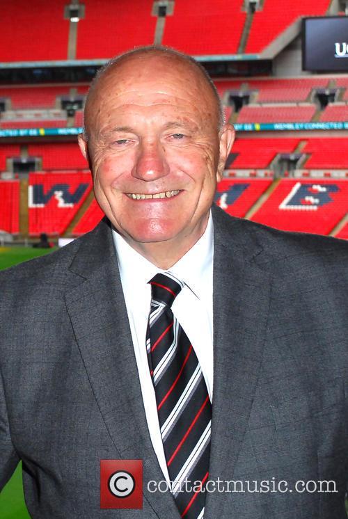 Bobby Moore photocall at Wembley Stadium