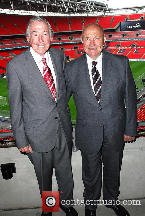 Gordon Banks and George Cohen 4