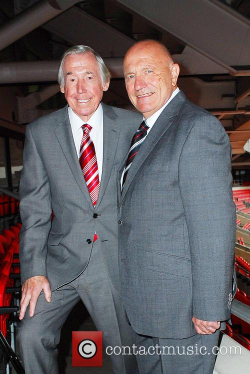Gordon Banks and George Cohen 9