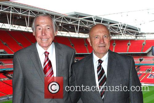 Gordon Banks and George Cohen 10