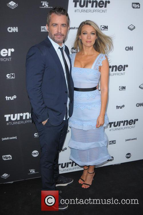 Jason Jones and Natalie Zea