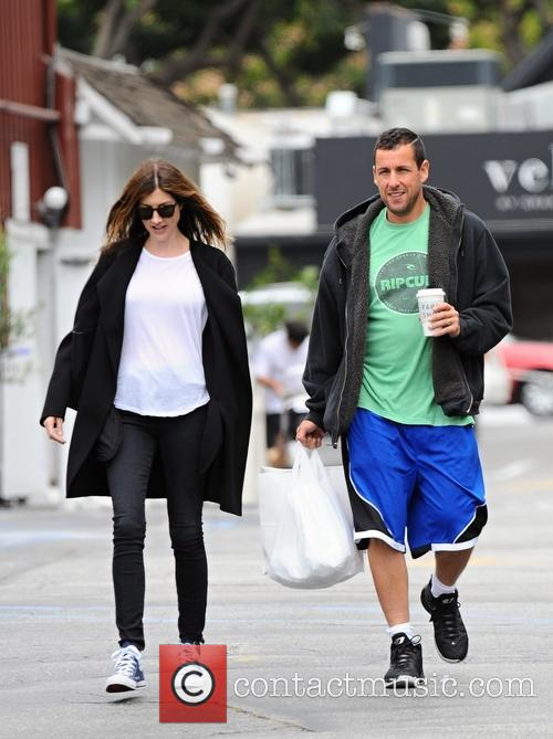 Adam Sandler and Jackie Sandler 4