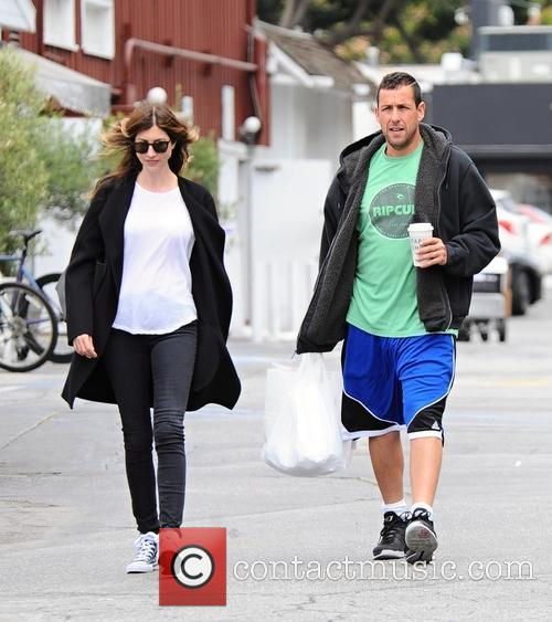 Adam Sandler and Jackie Sandler 6