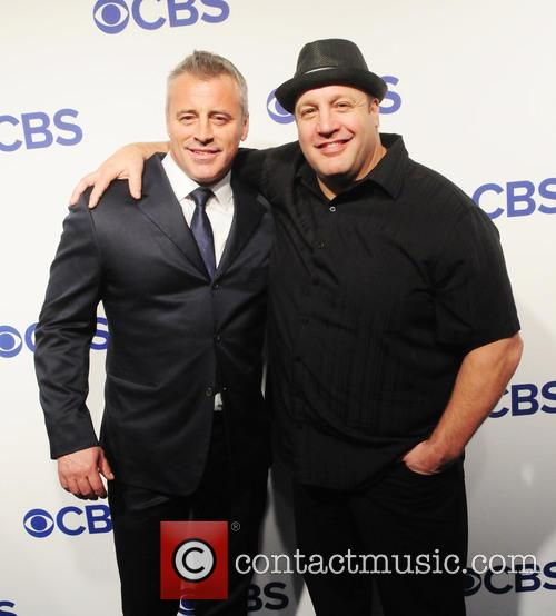Matt Leblanc and Kevin James 1