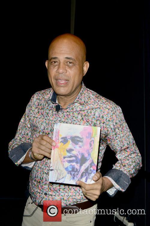 Michel J. Martelly 5