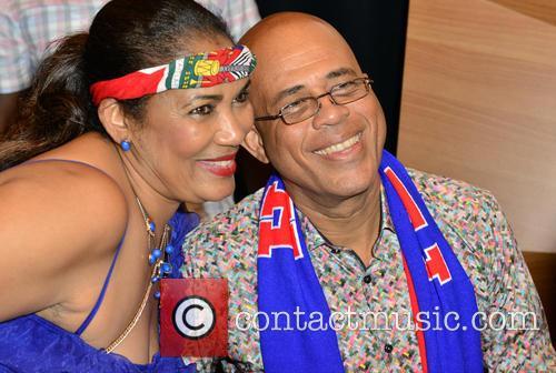 Michel J. Martelly 10