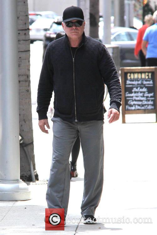 Ray Liotta out and about in Beverly Hills