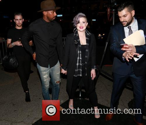 Kelly Osbourne and Male Companion 4