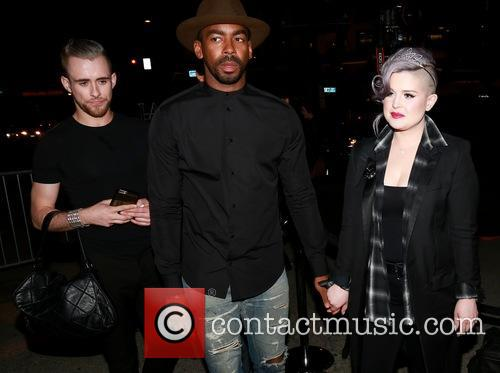 Kelly Osbourne and Male Companion 5