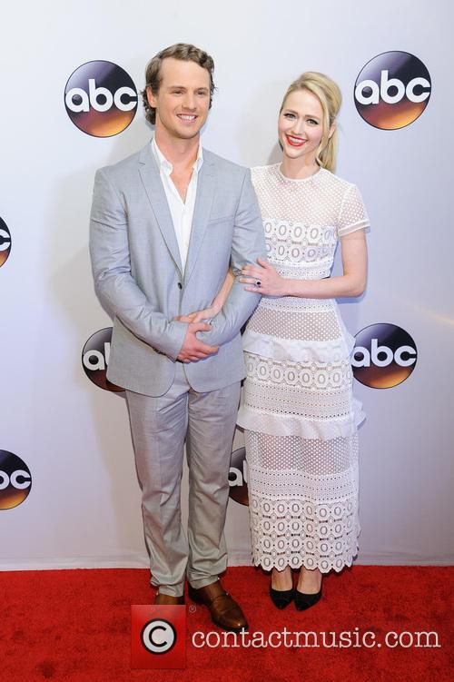 Freddie Stroma and Johanna Braddy 4