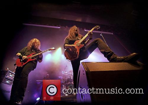 Blind Guardian, Andre Olbrich and Marcus Siepen 3