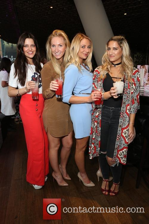 Ferne Mccann and Guests 9