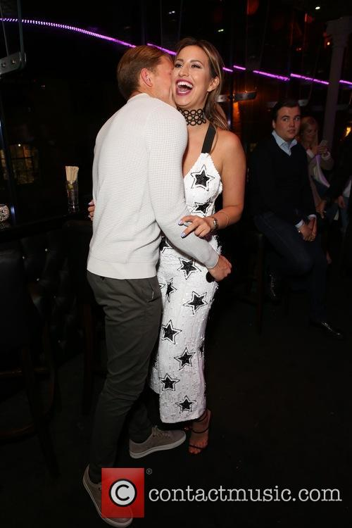 Lew Frost and Ferne Mccann 4