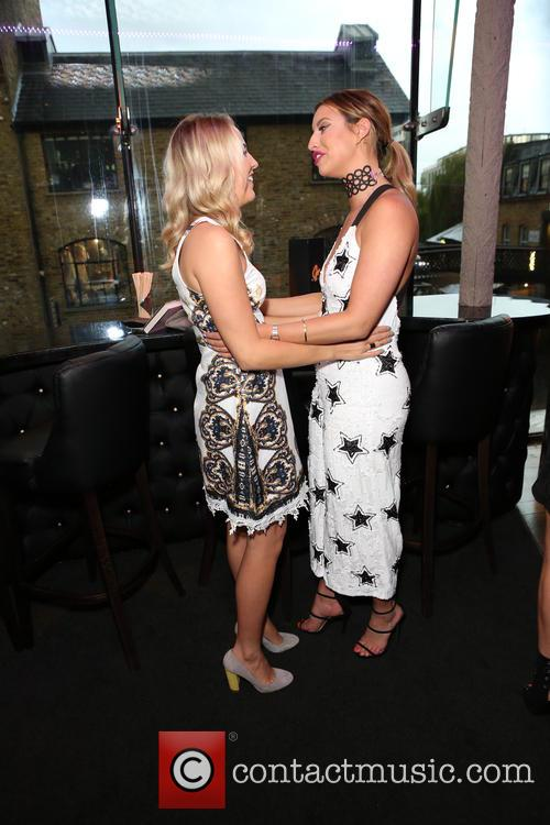 Lydia Bright and Ferne Mccann 6