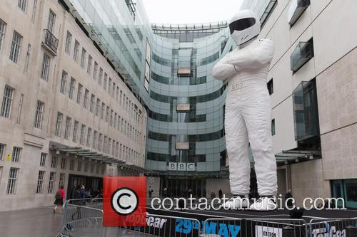 Giant Statue Of The Stig 2