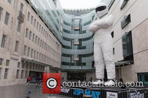 Giant Statue Of The Stig 3